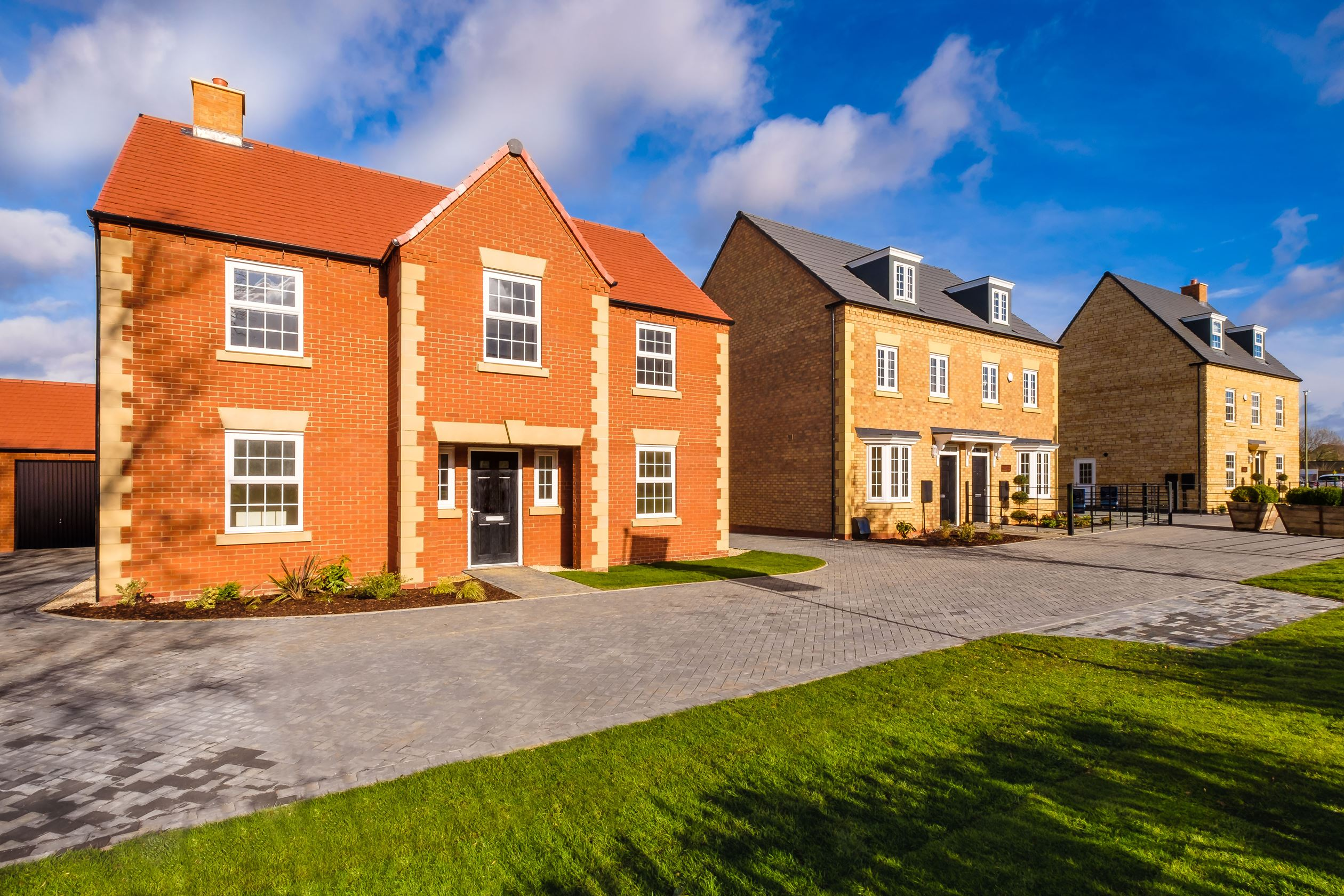 New Build Homes in Witney