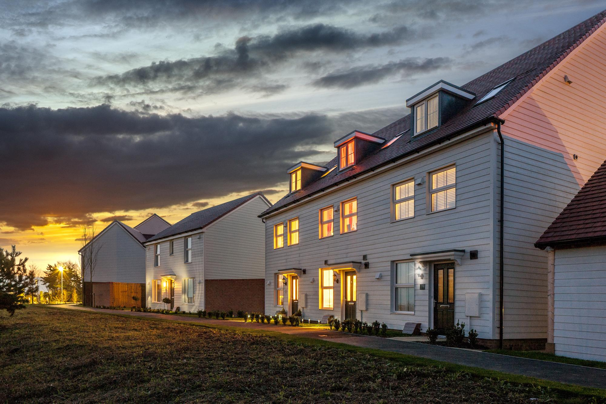 New Build Homes in Hythe