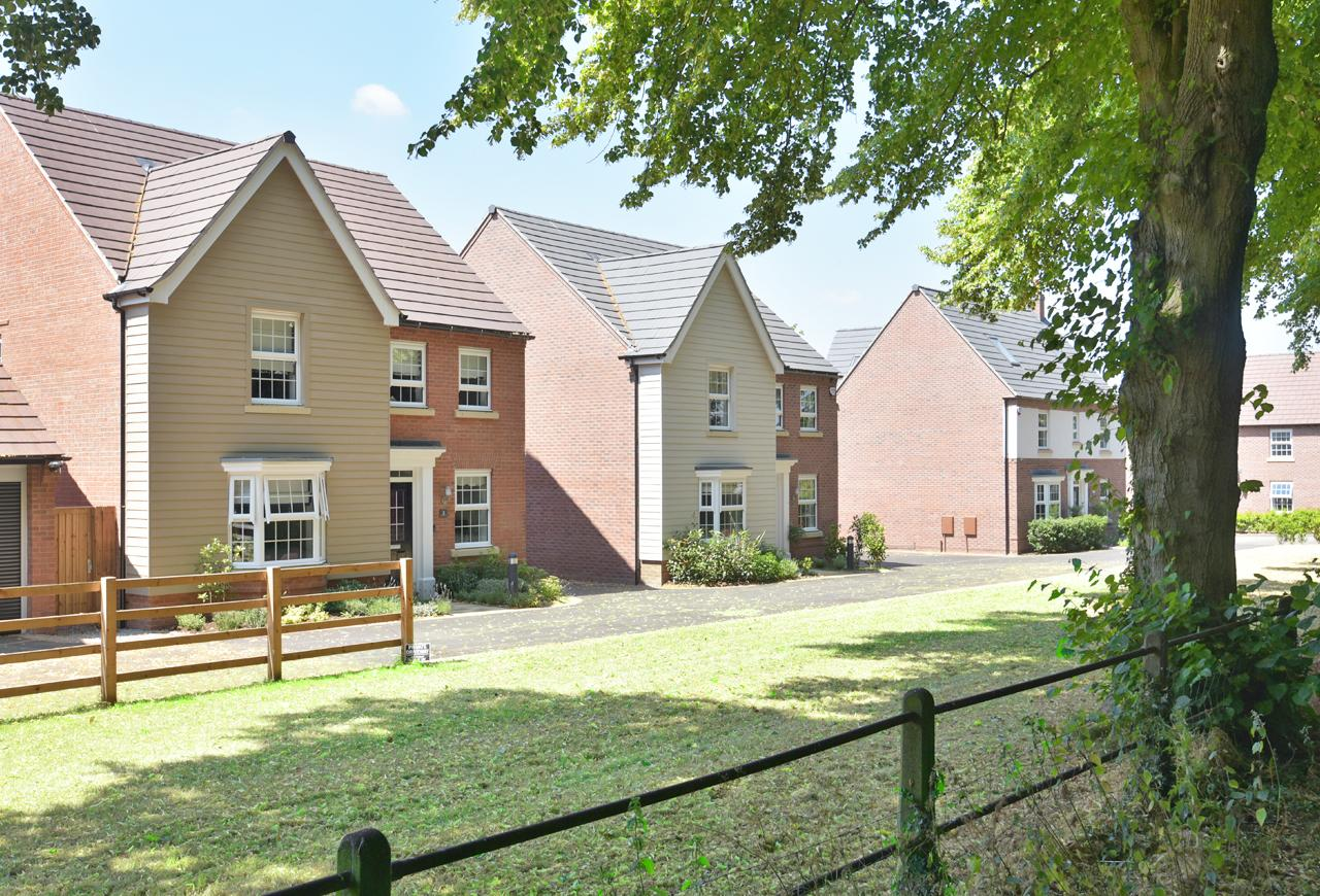 New Build Homes in Burbage