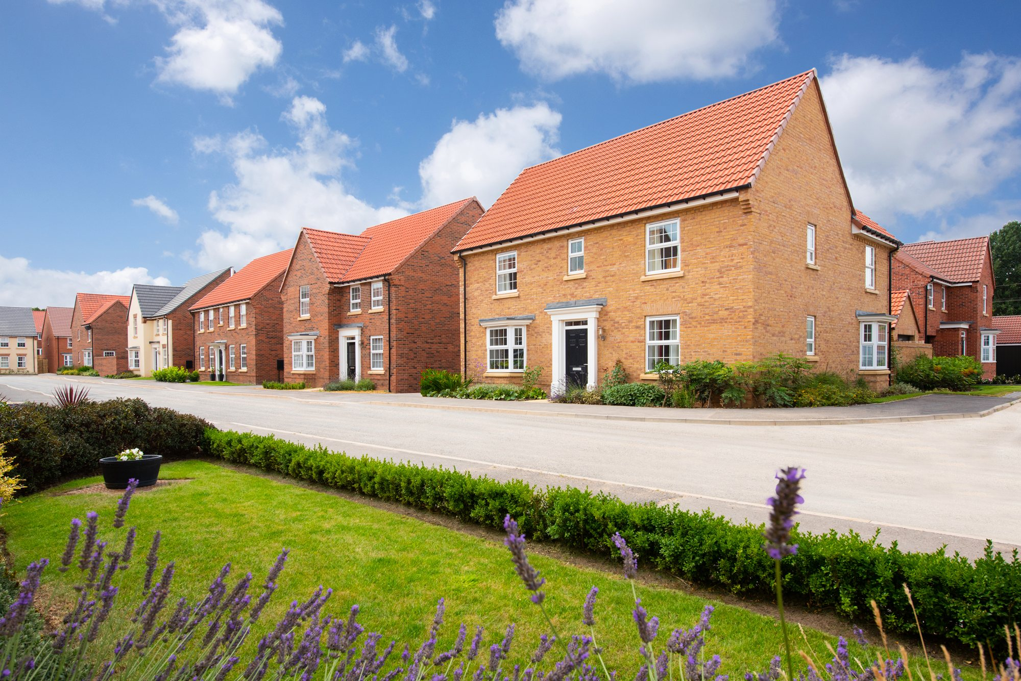 New Build Homes in Cottingham
