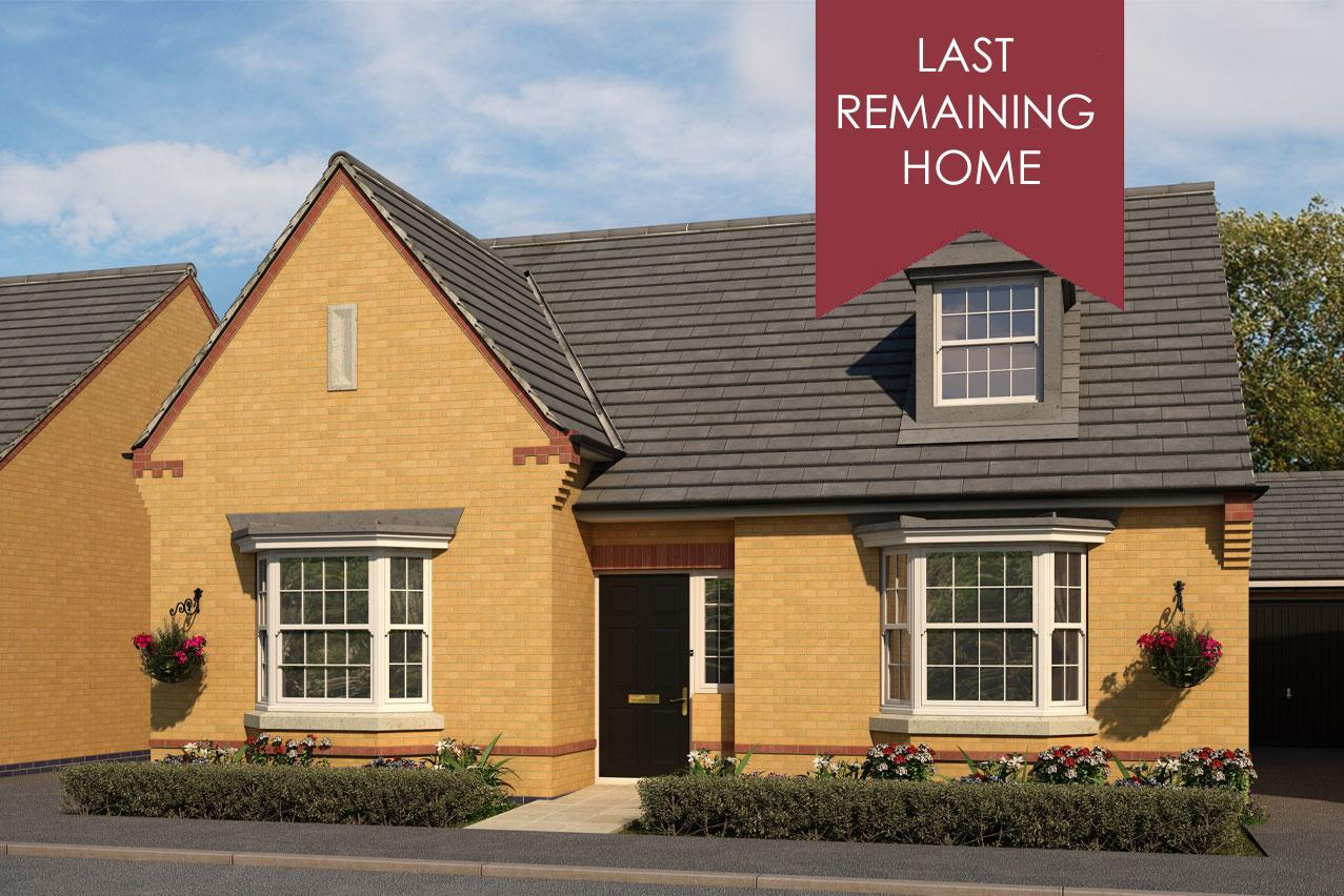 New Build Homes in Barrow Upon Soar