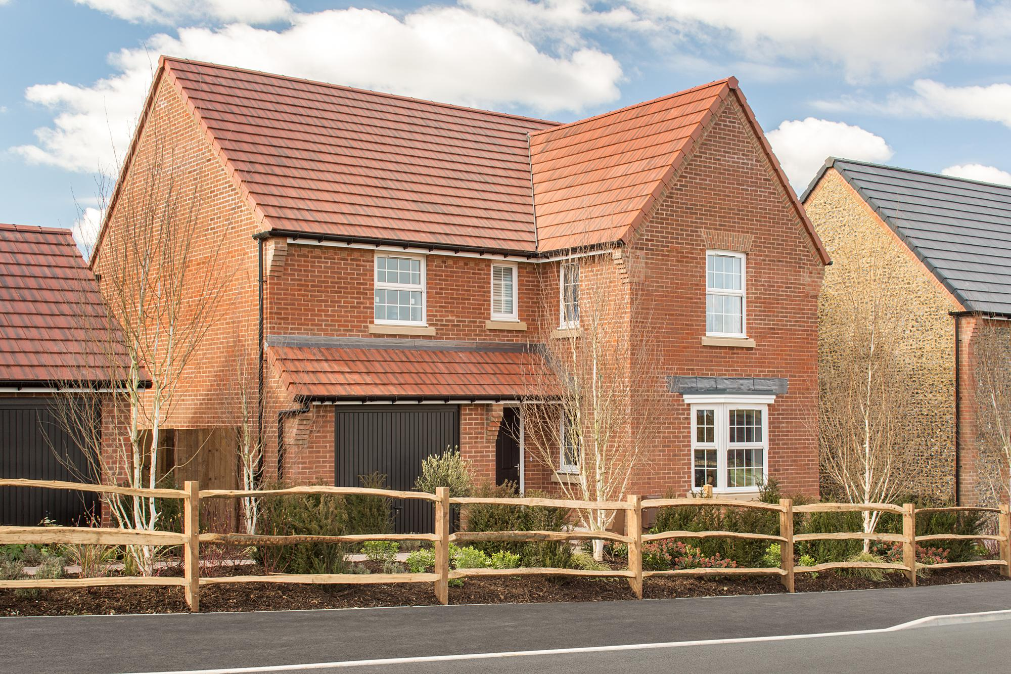 New Build Homes in Braishfield
