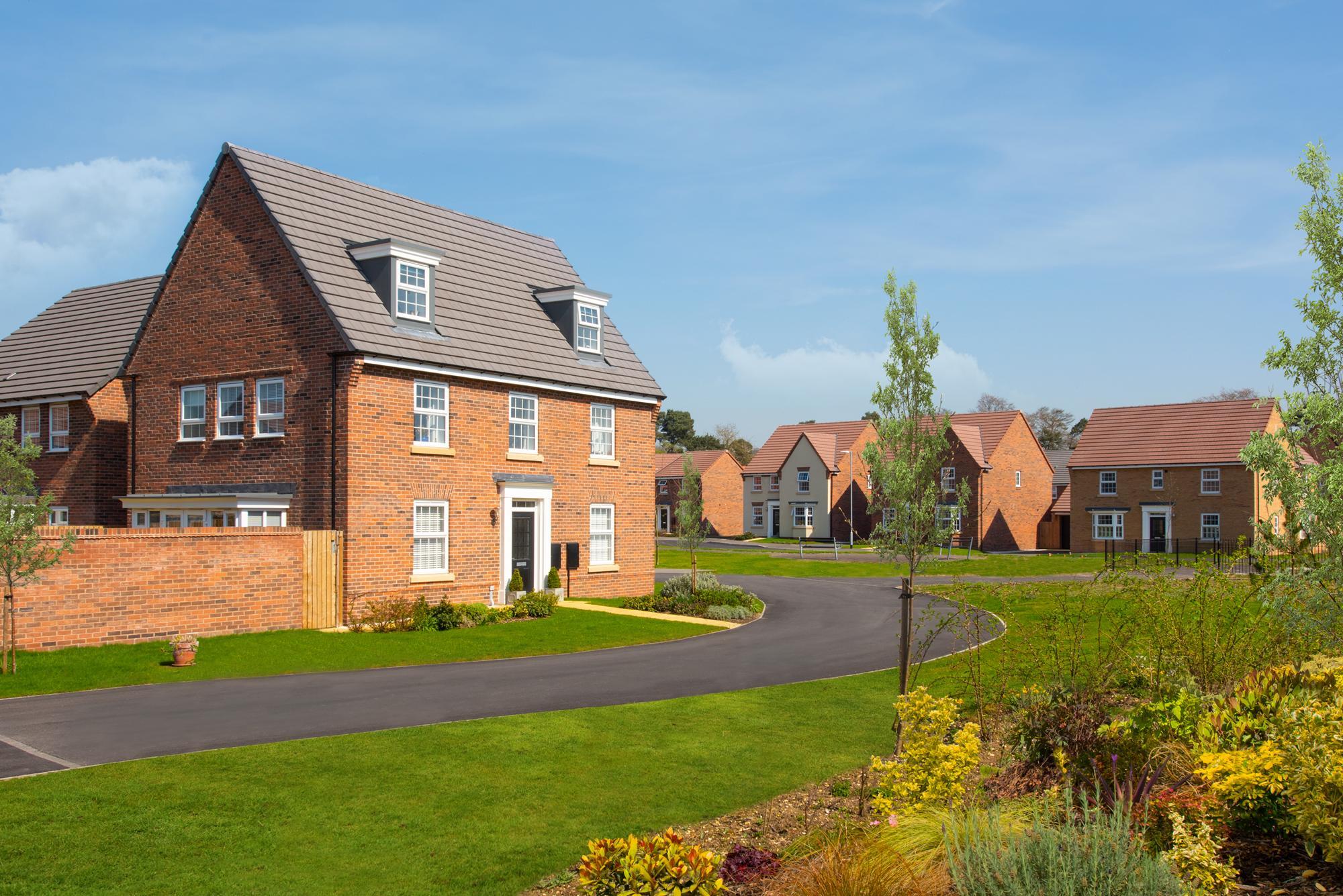 New Build Homes in Pocklington