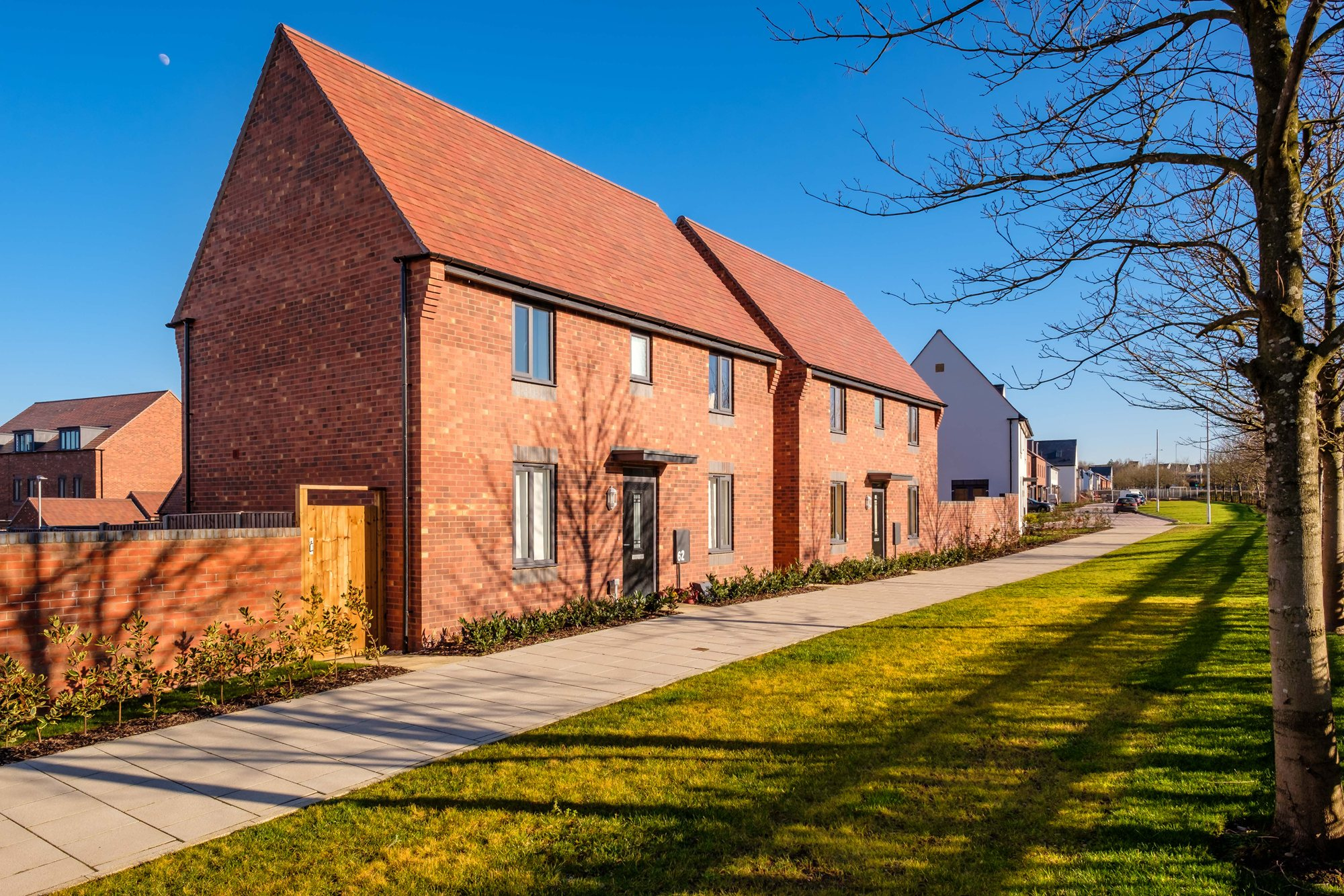 New Build Homes in Telford