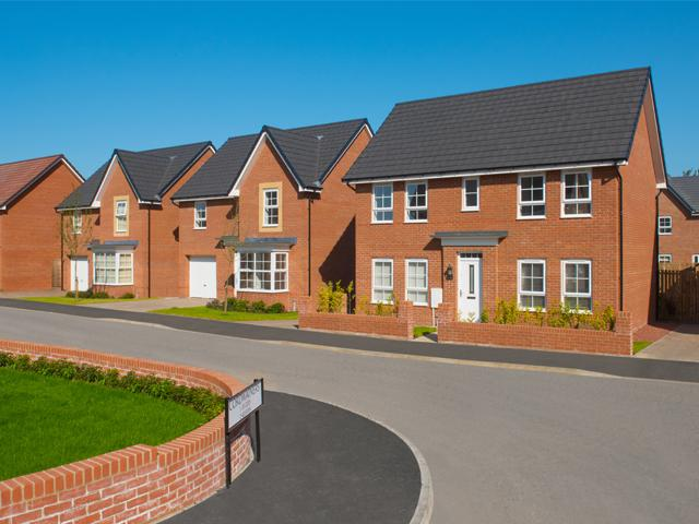 New Build Homes in Morpeth