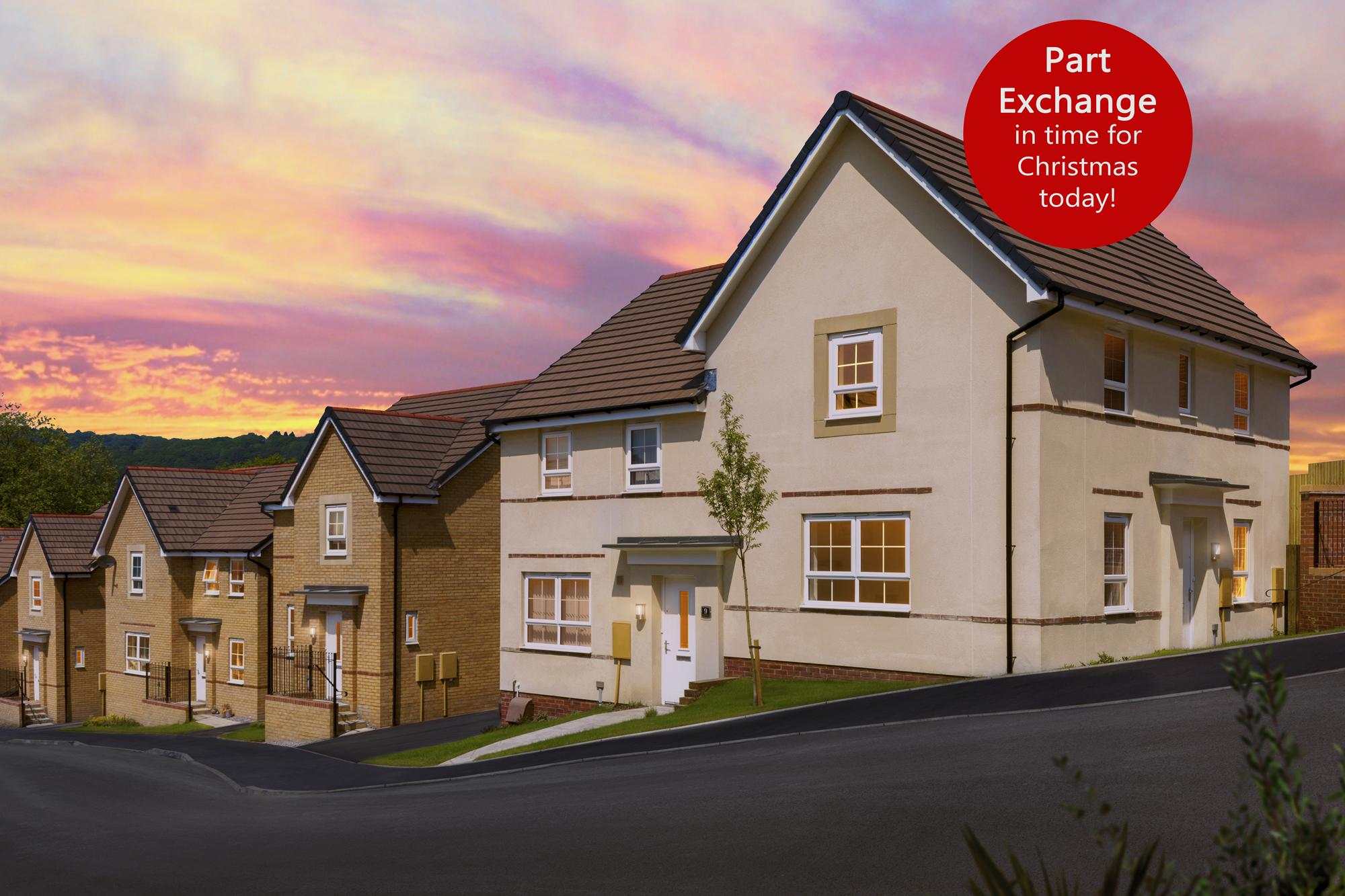 New Build Homes in Tonna