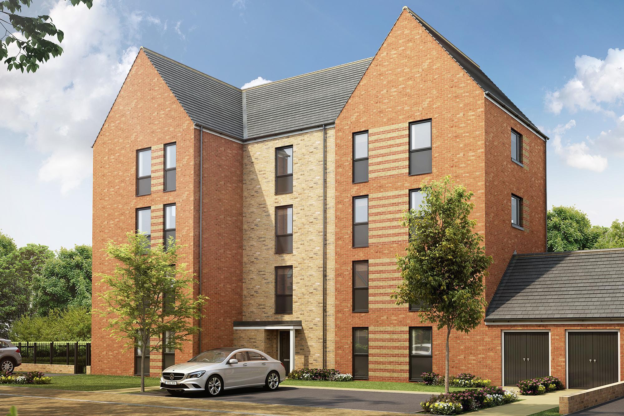 New Build Homes in Cambridge