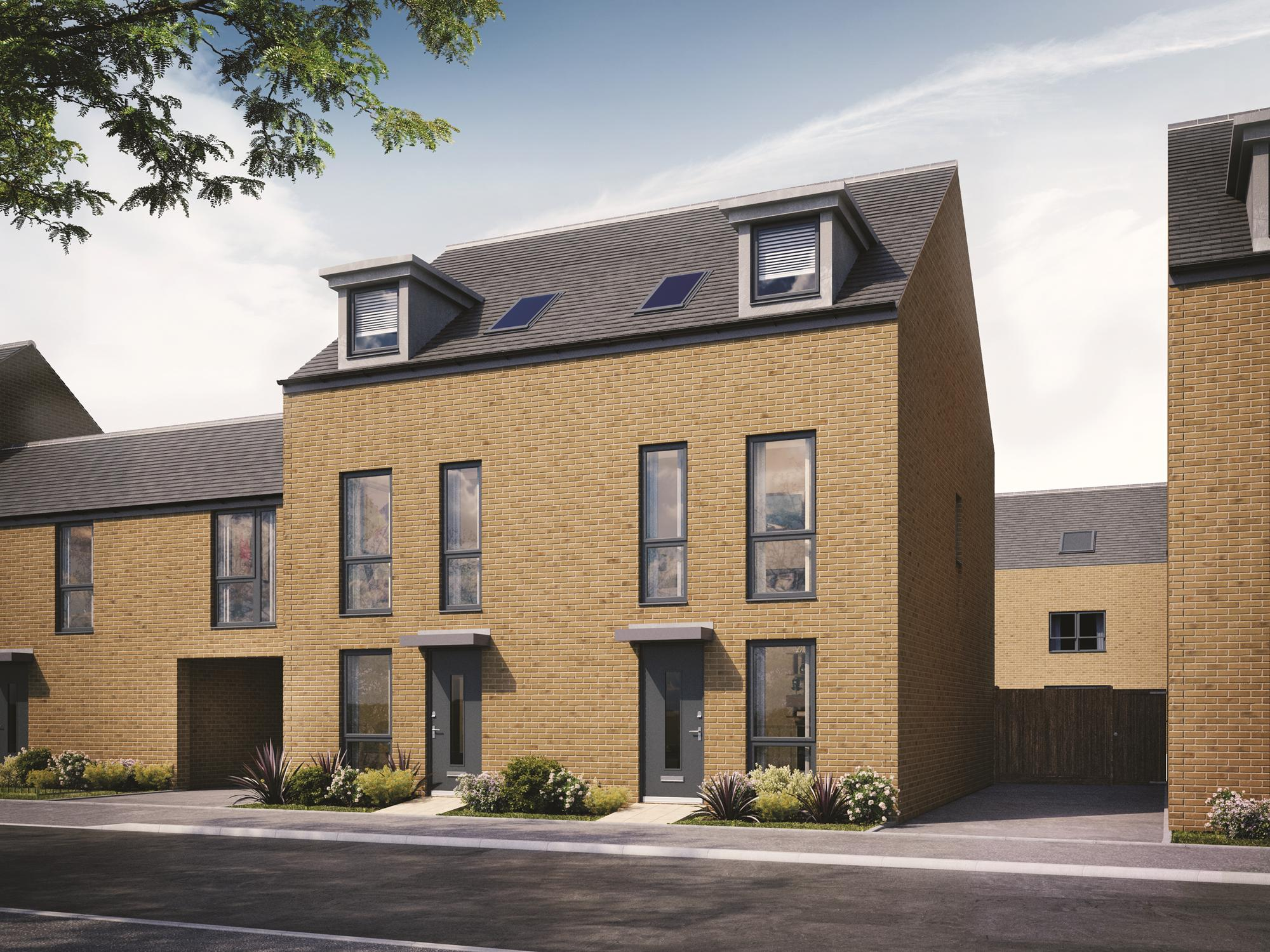 New Build Homes in Highgate