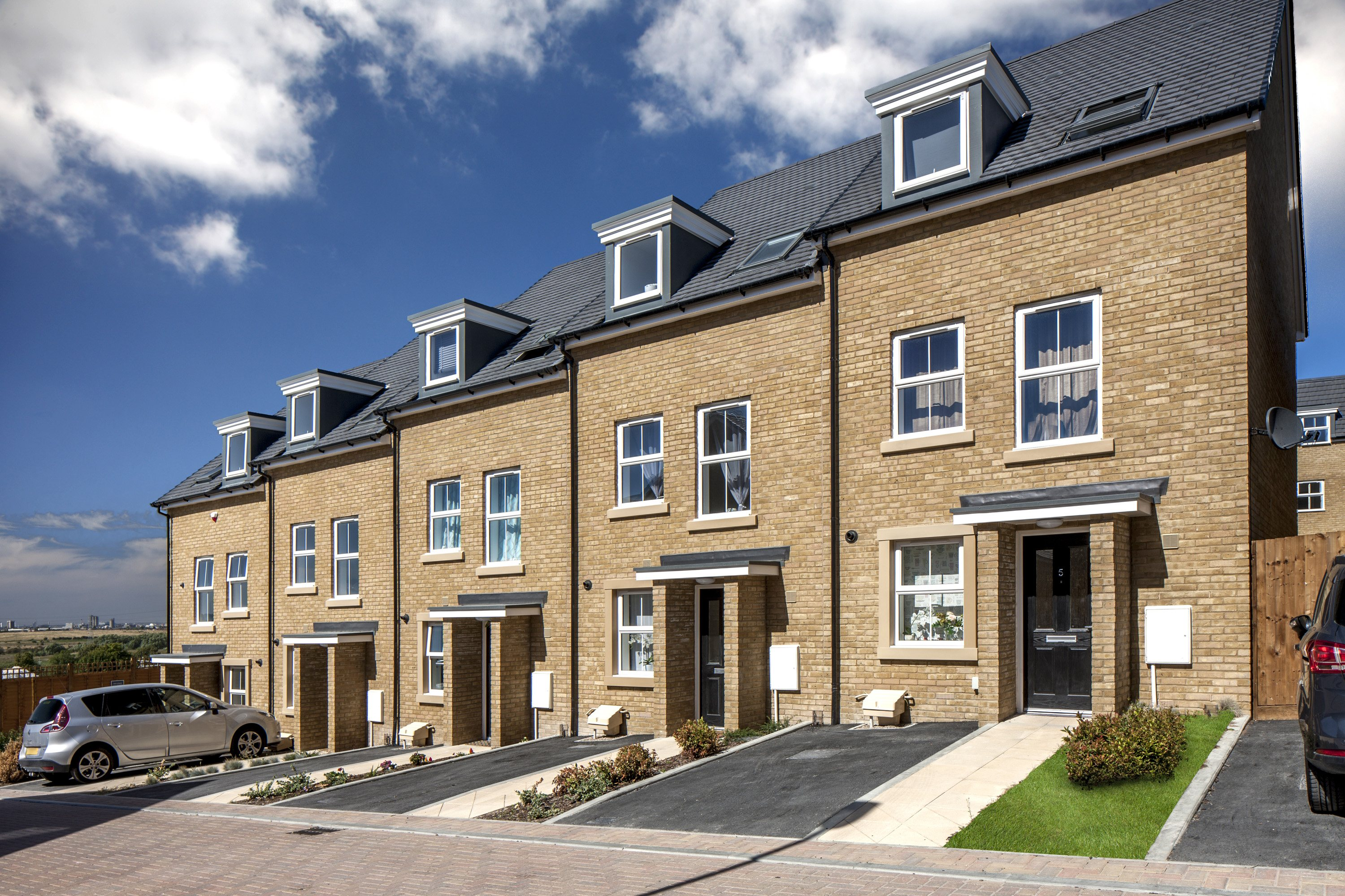 New Build Homes in Temple Hill