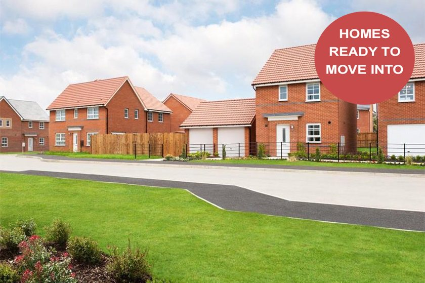 New Build Homes in North Gosforth