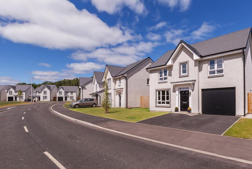 New Build Homes in Inverness