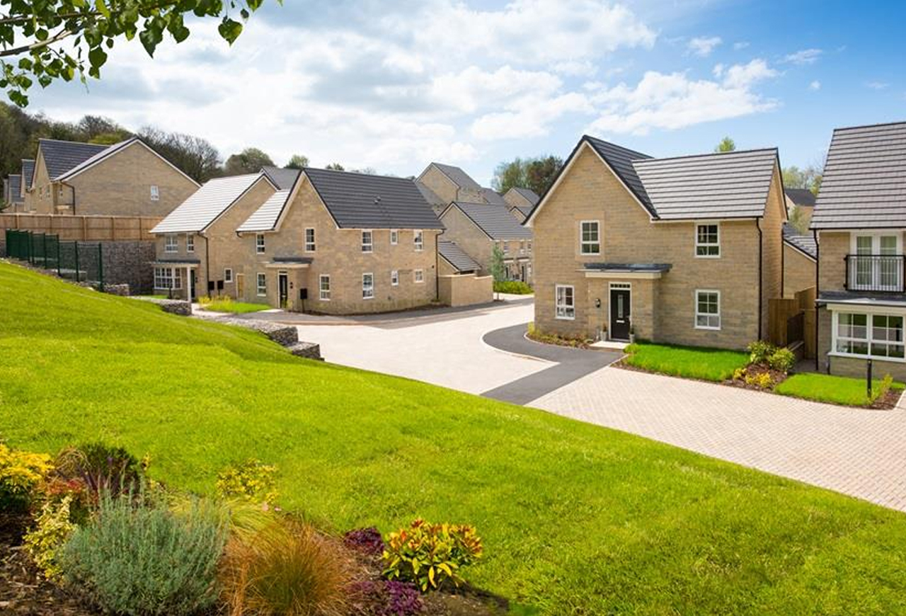 New Build Homes in Golcar