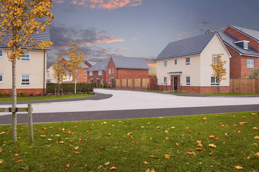 New Build Homes in Ellesmere Port
