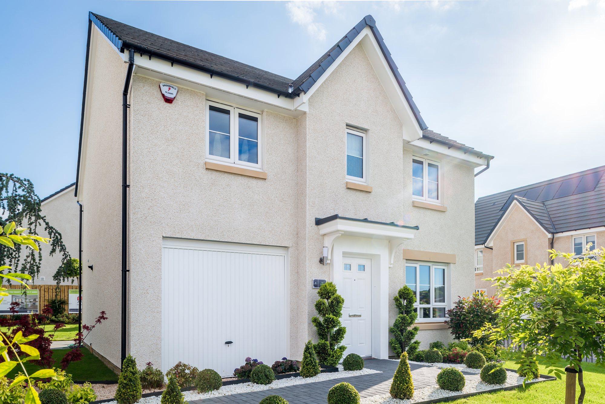 New Build Homes in Kirkintilloch