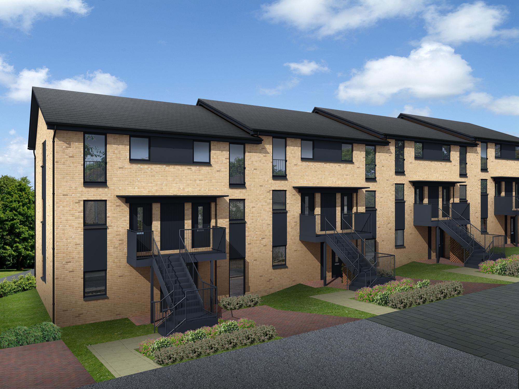 New Build Homes in Portobello