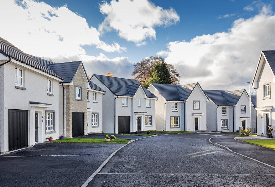 New Build Homes in Culduthel