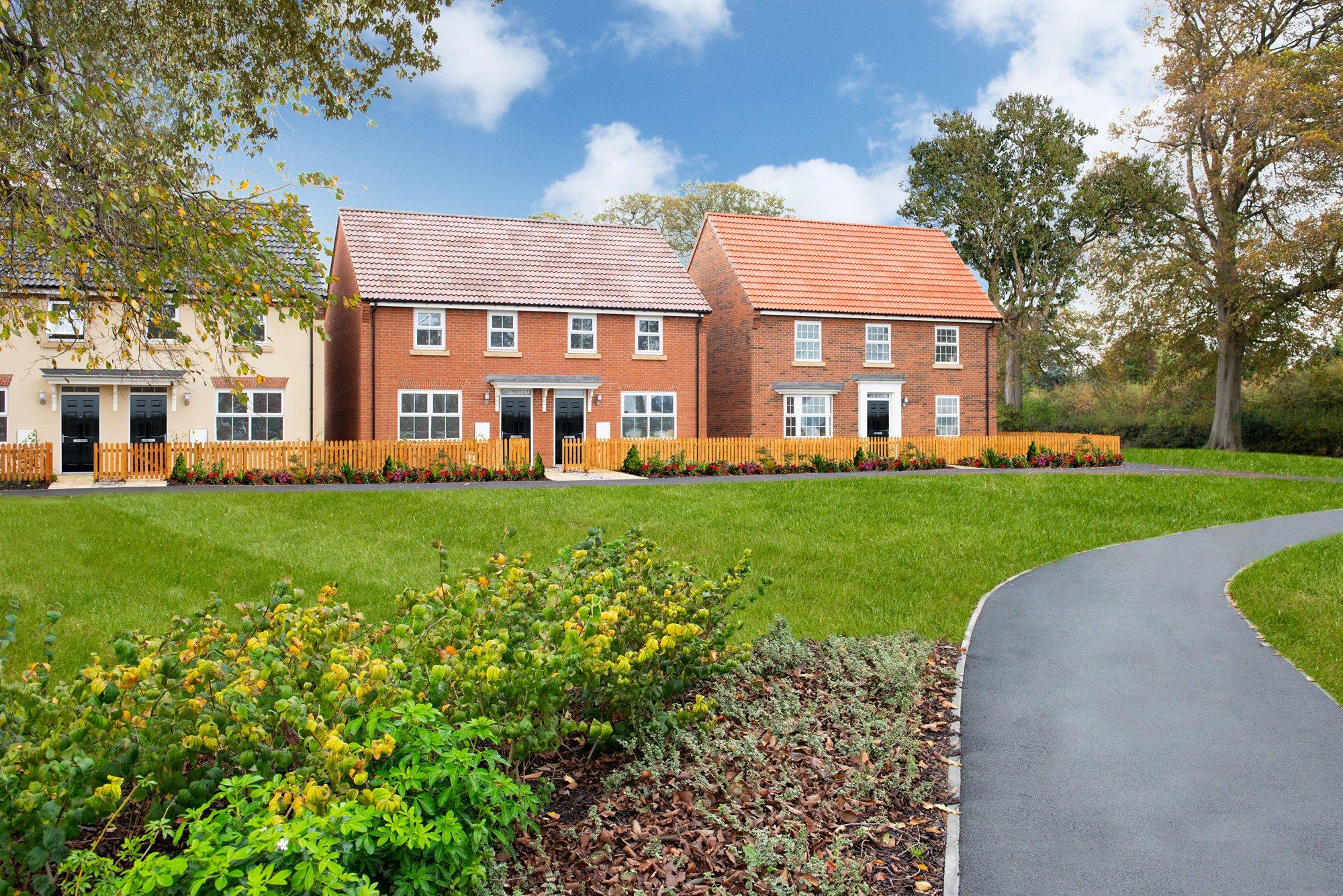 New Build Homes in Hessle