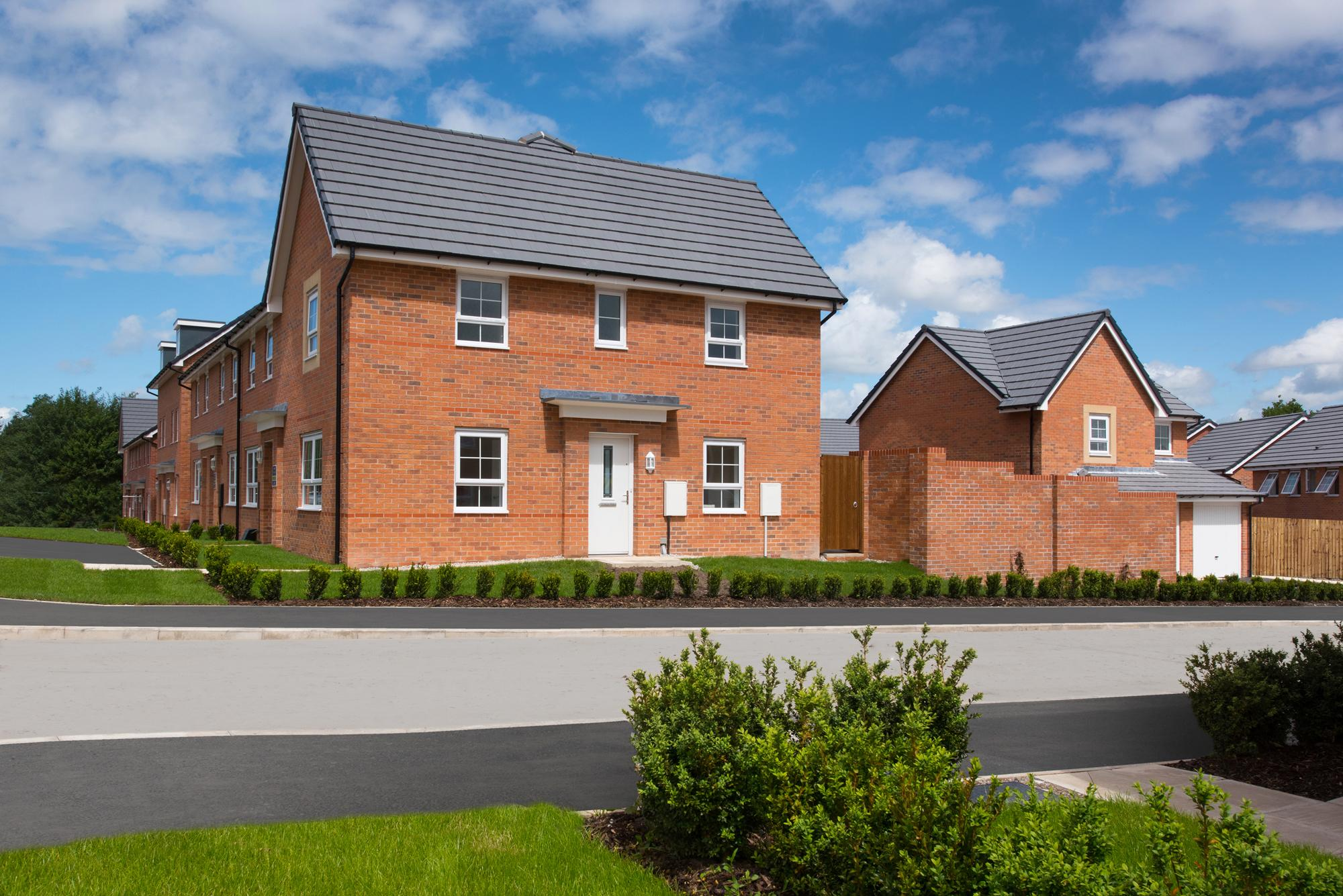 New Build Homes in Winsford