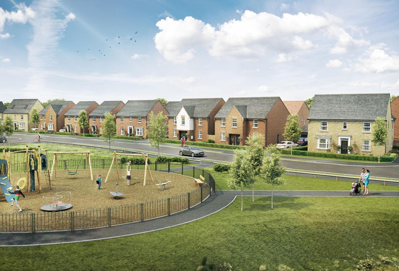 New Build Homes in Bingham