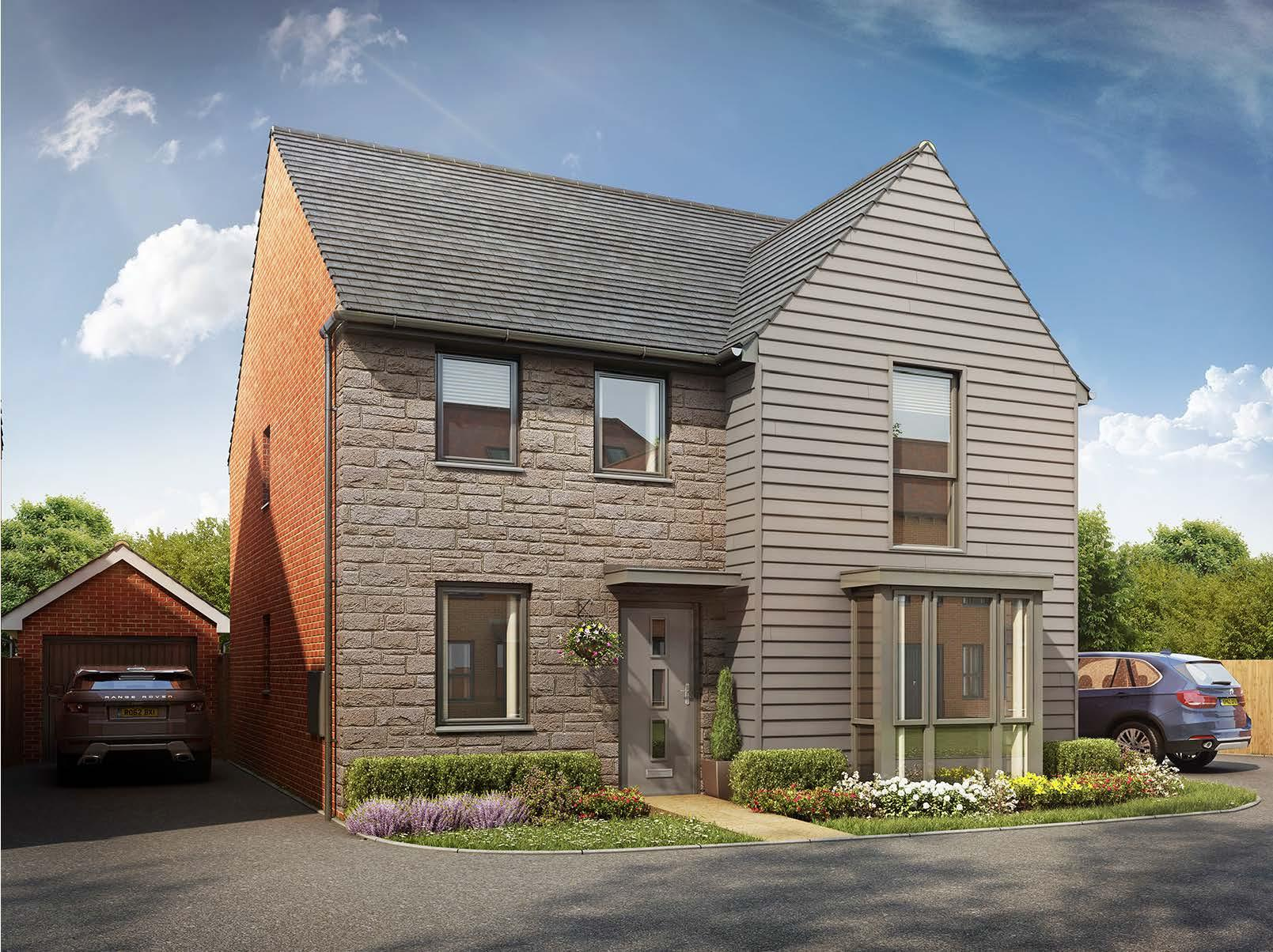 New Build Homes in Yate
