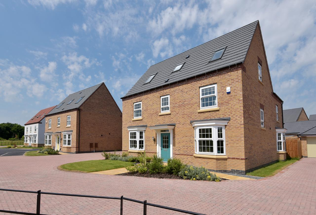 New Build Homes in Cotgrave