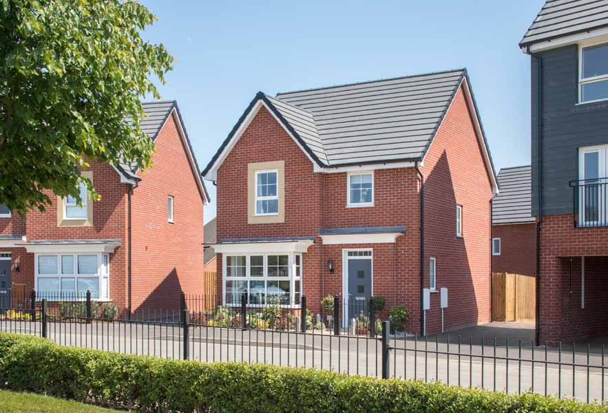 New Build Homes in Broughton
