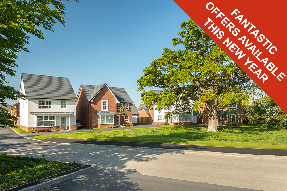 New Build Homes in Westbury