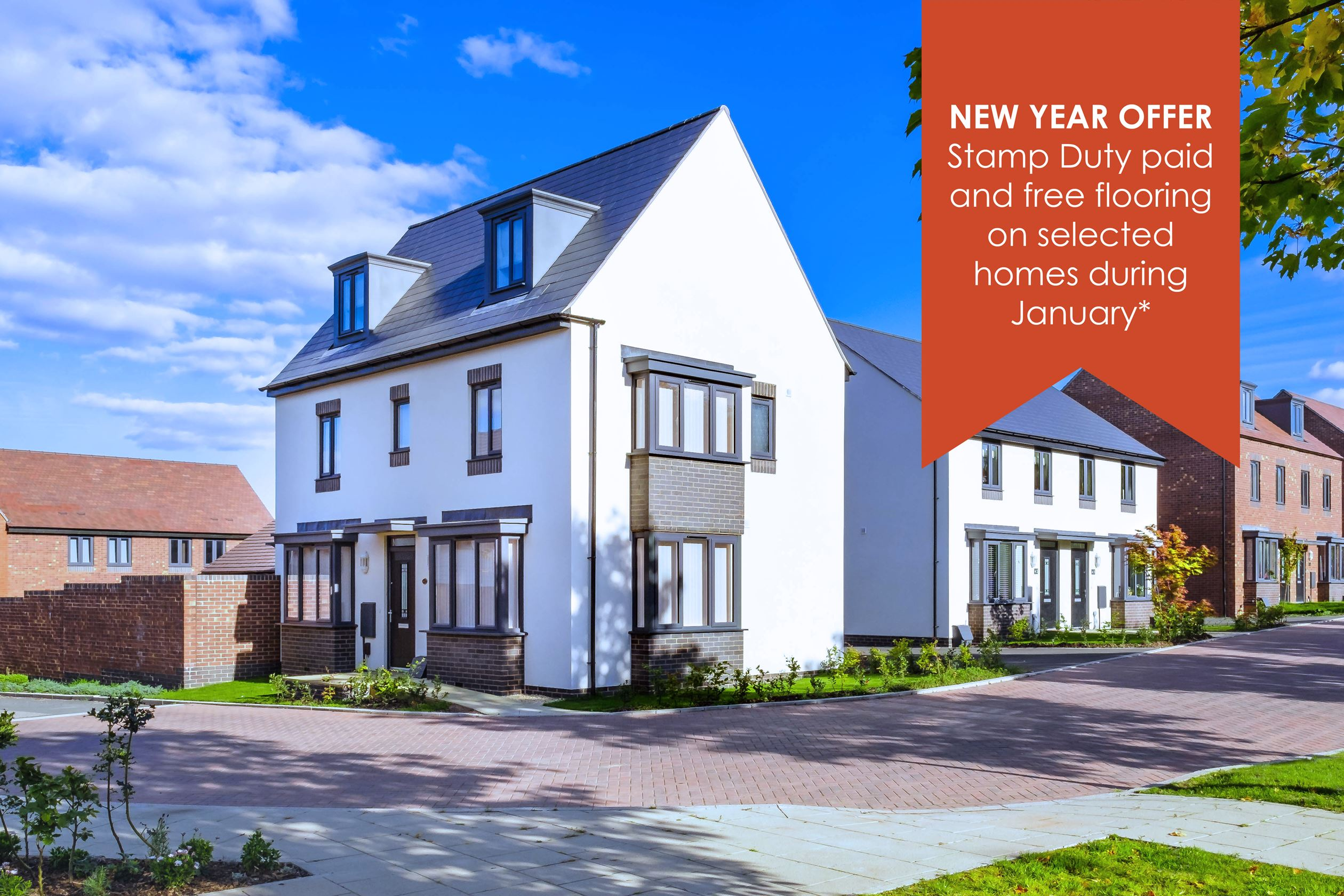 New Build Homes in Lawley