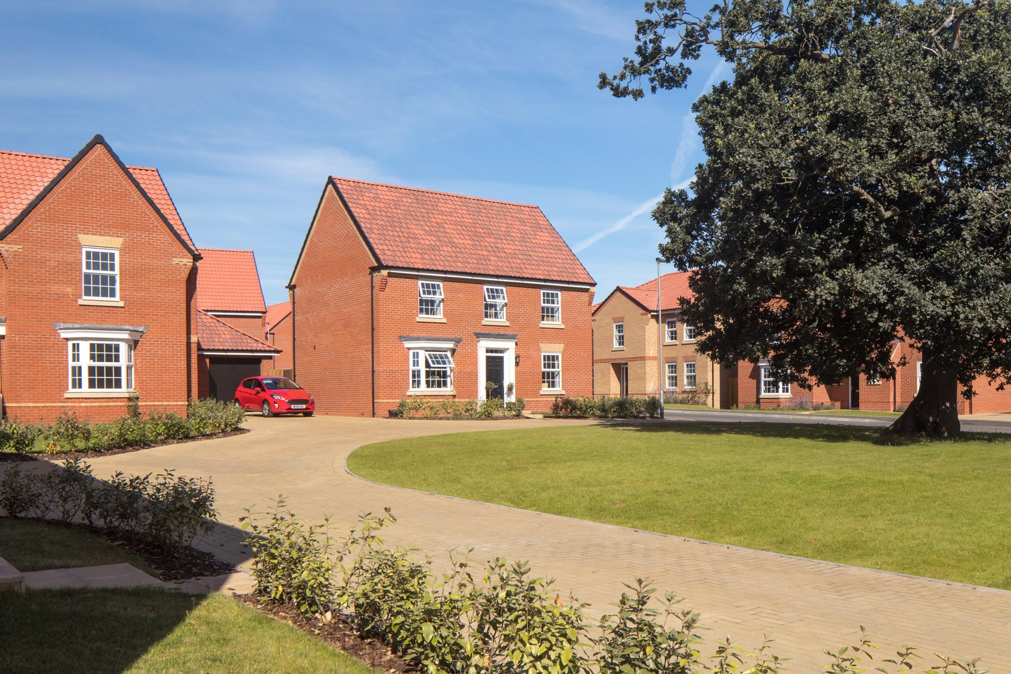 New Build Homes in Aylsham