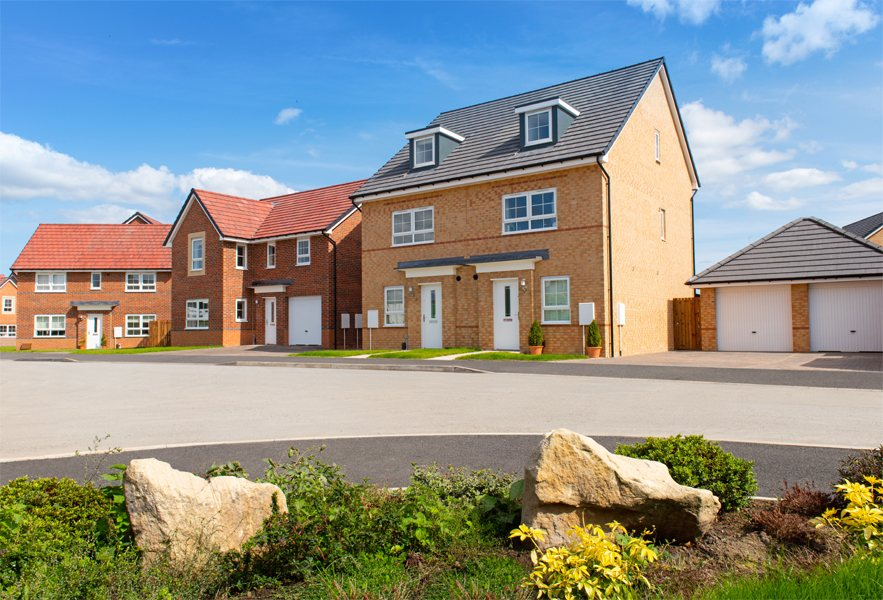 New Build Homes in Hebburn