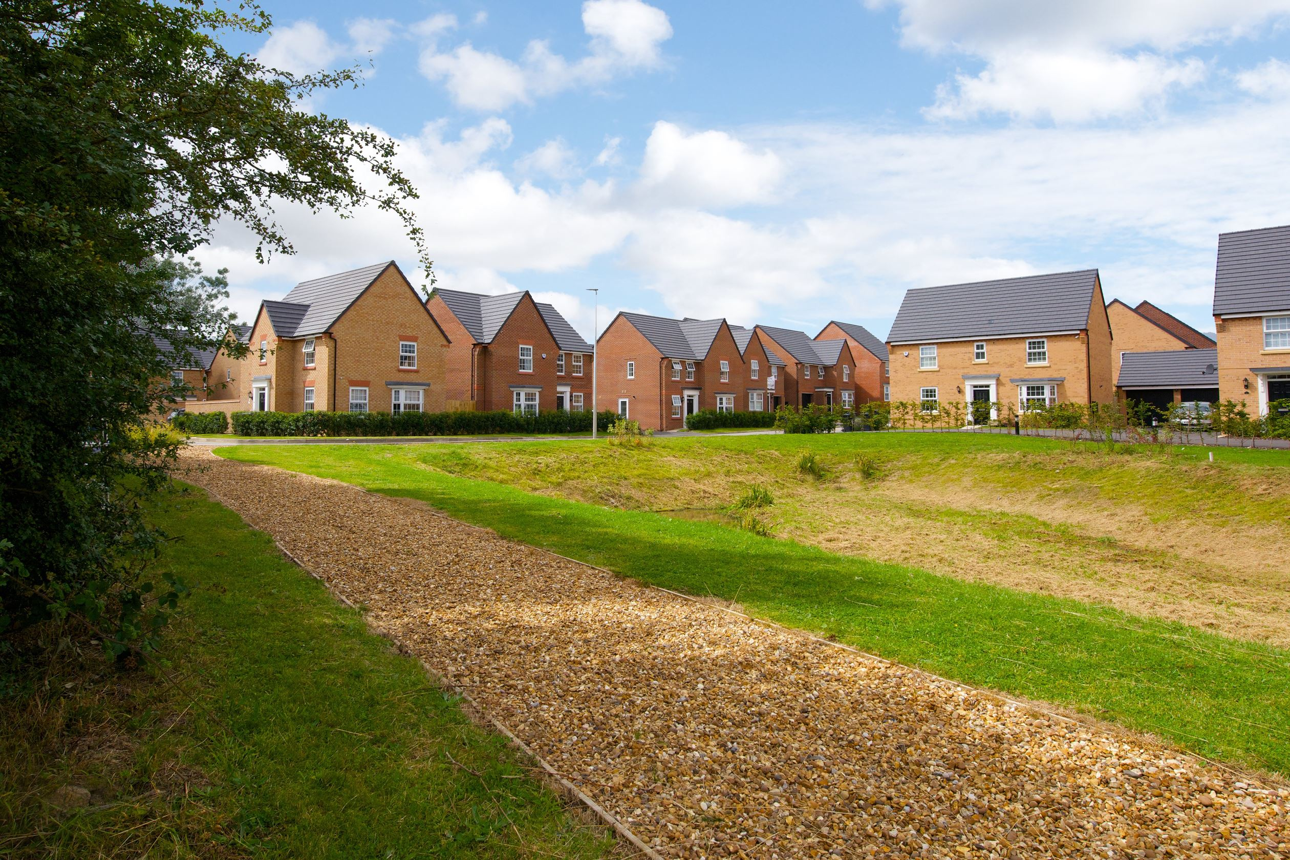 New Build Homes in Crewe