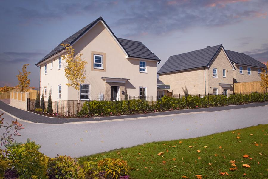 New Build Homes in Hattersley