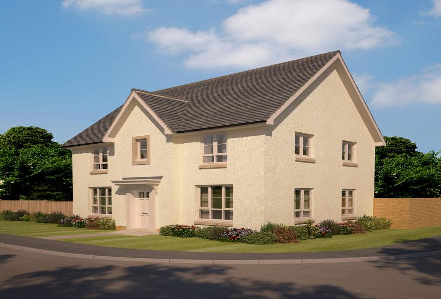 New Build Homes in Motherwell