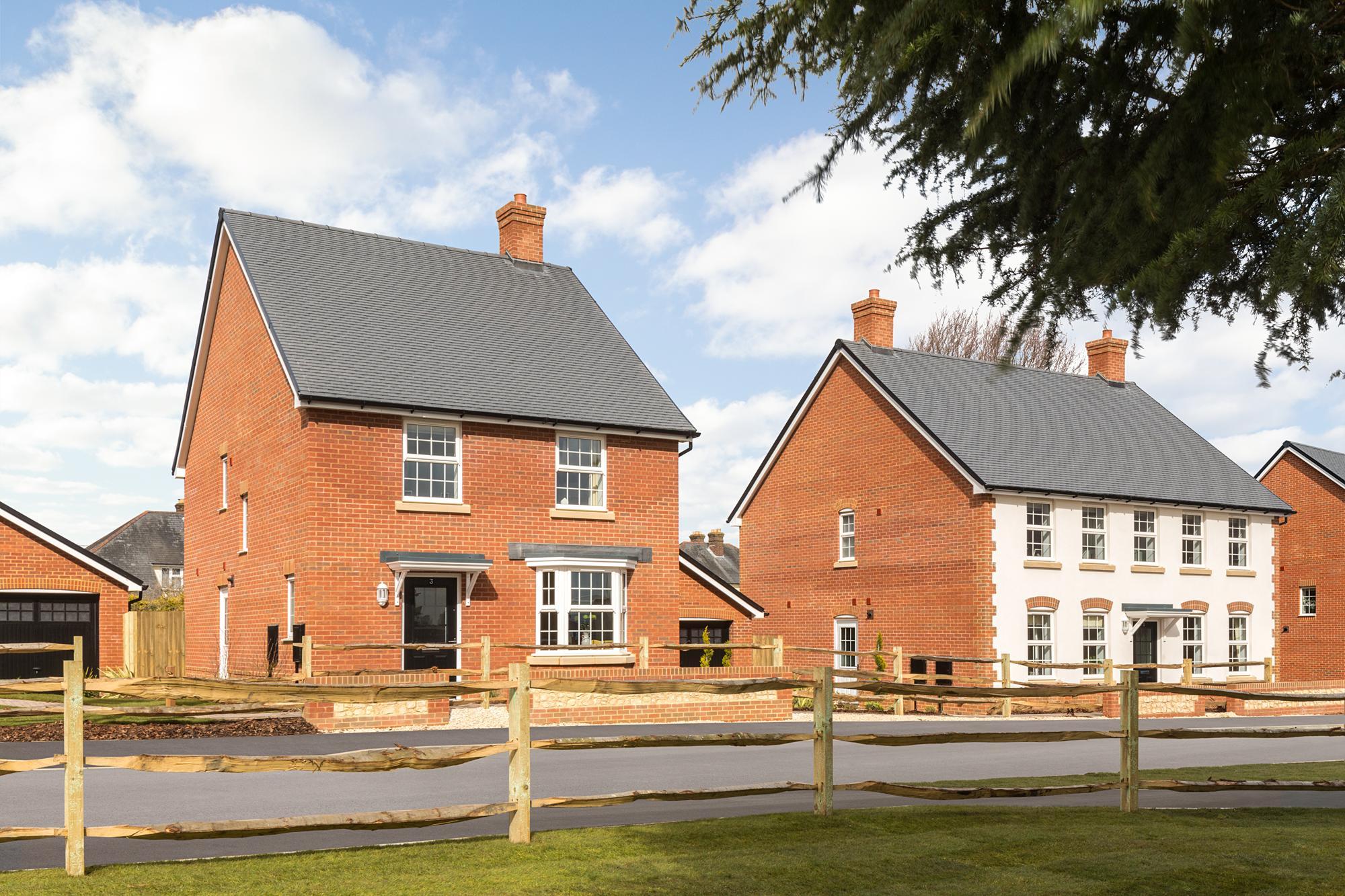 New Build Homes in Petersfield