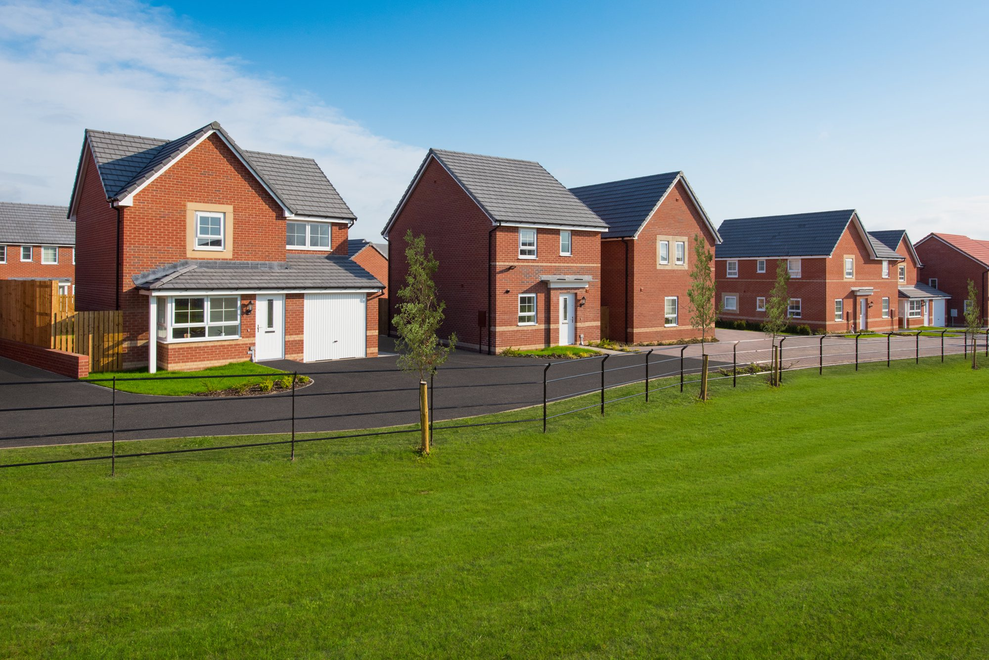 New Build Homes in Catcliffe