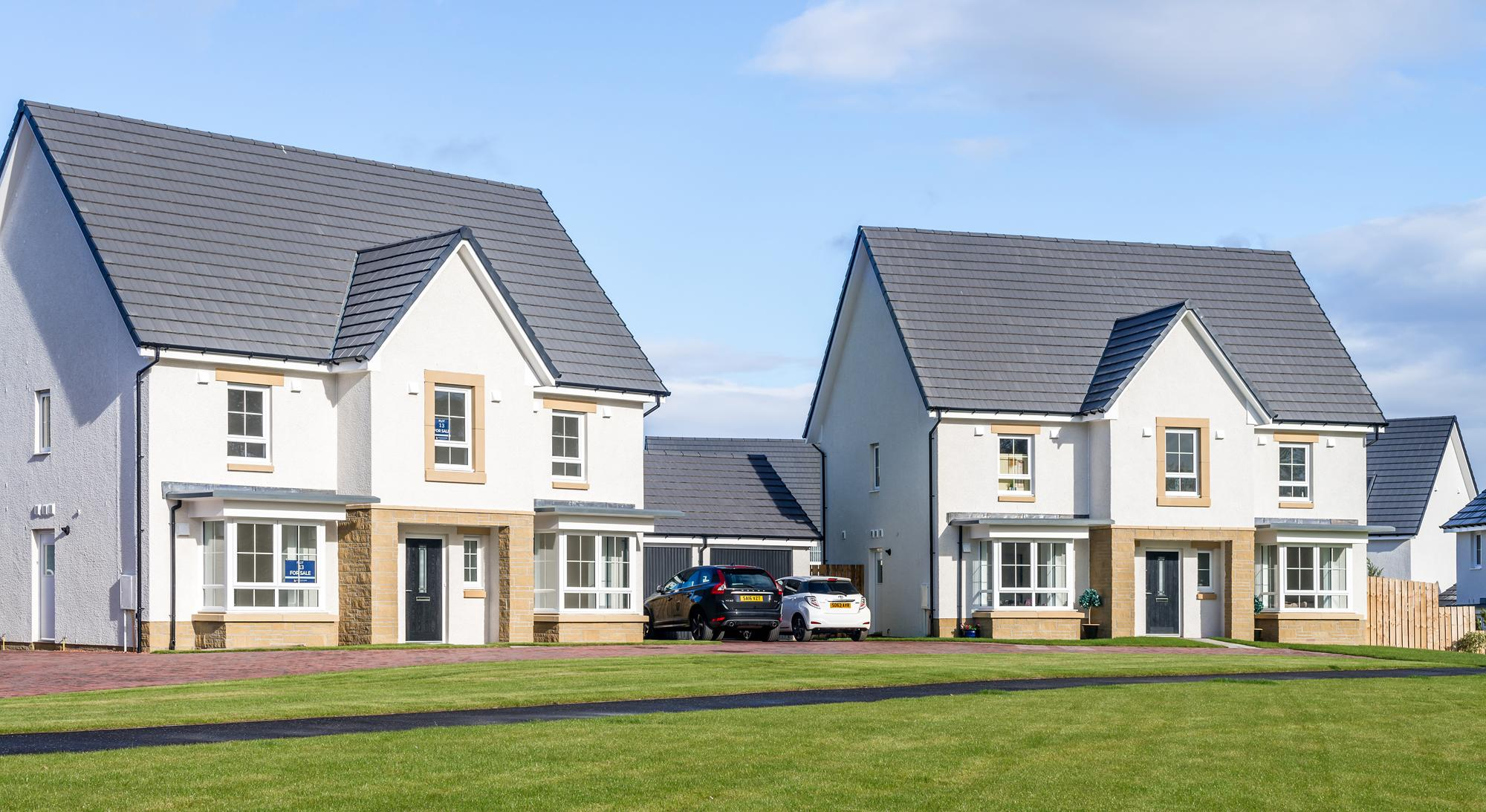 New Build Homes in Brookfield