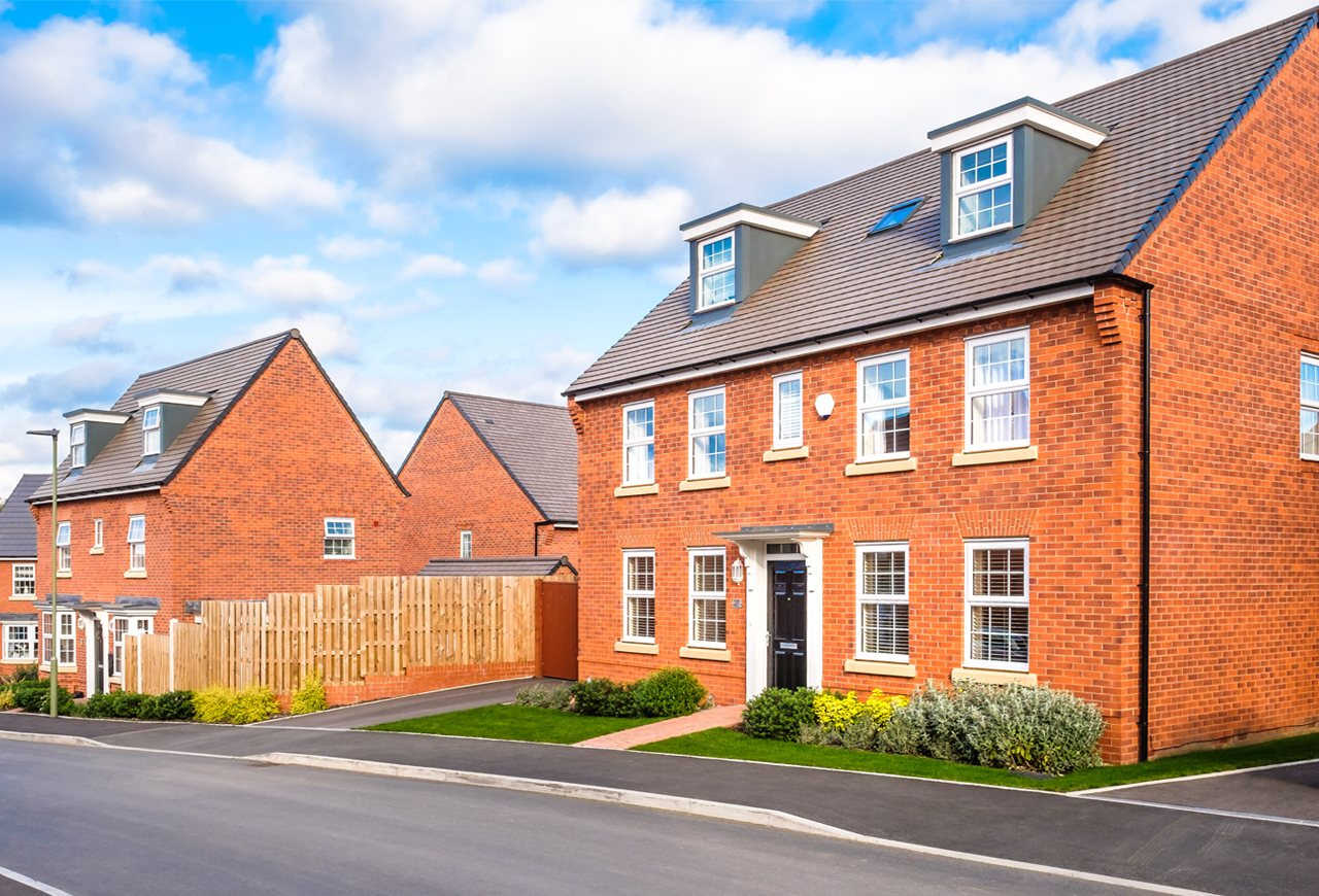 New Build Homes in Whitchurch