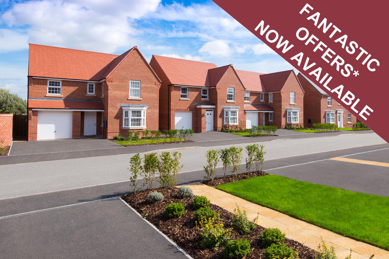 New Build Homes in Littleover