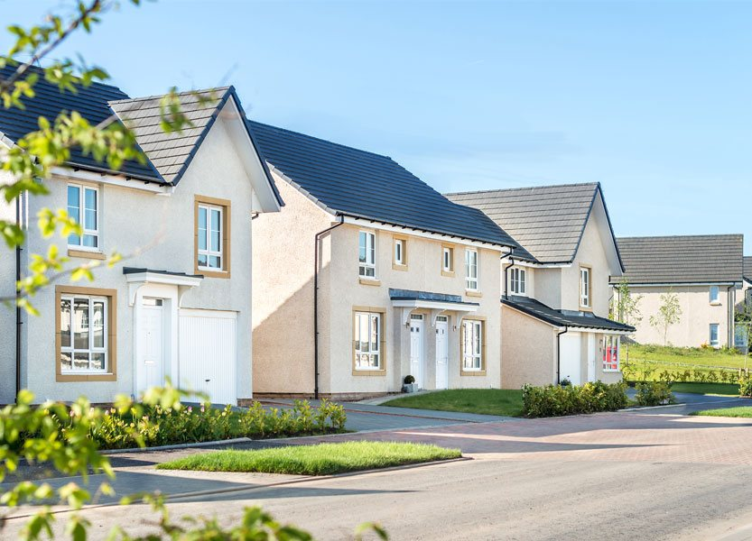 New Build Homes in Edinburgh