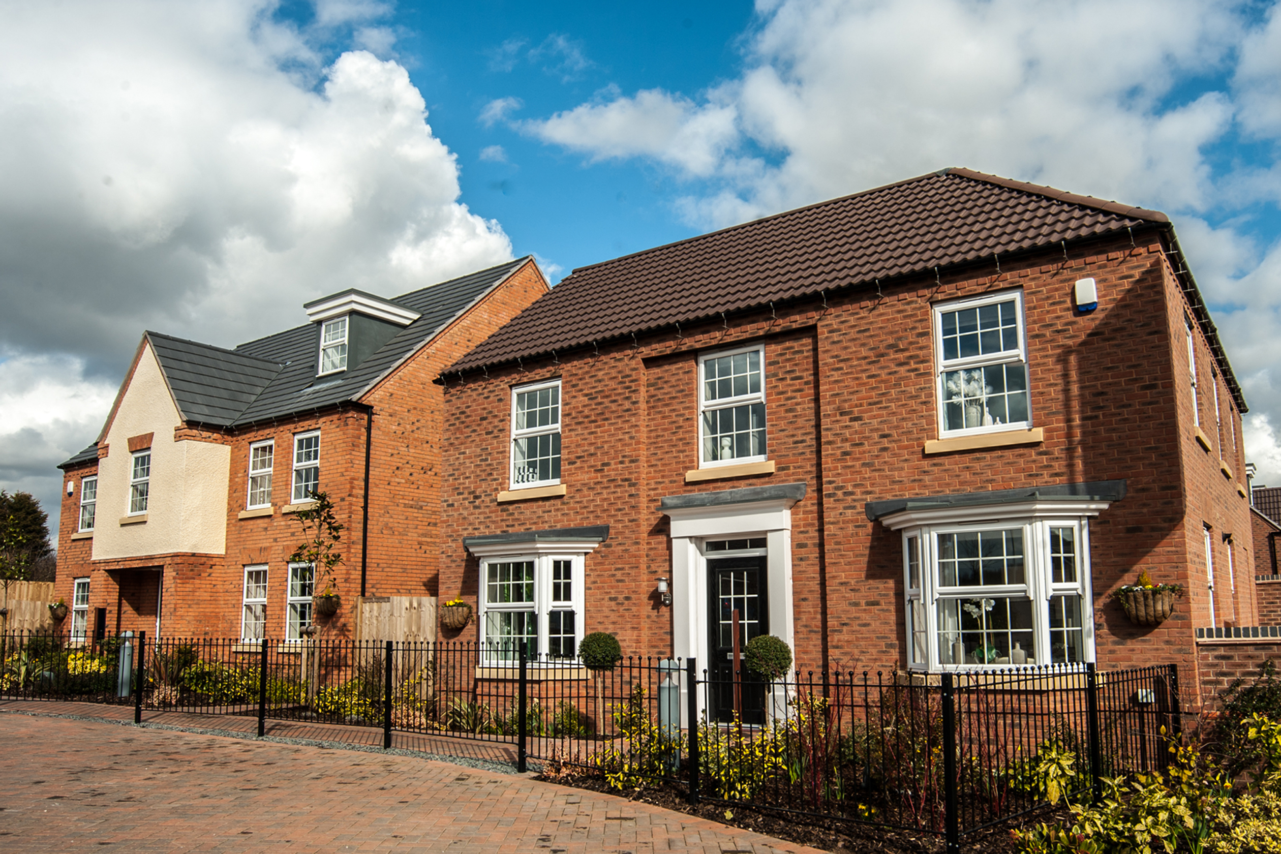 New Build Homes in Edwalton