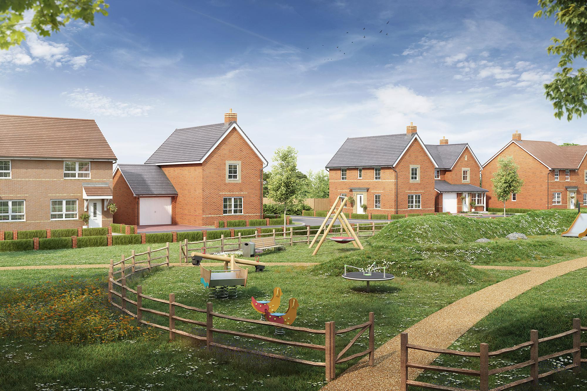 New Build Homes in Westhampnett