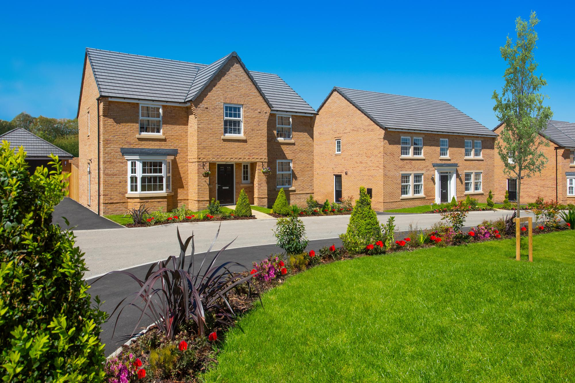 New Build Homes in Hampsthwaite