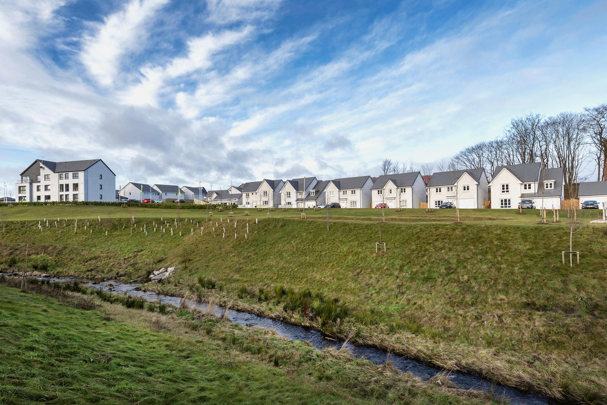 New Build Homes in Bucksburn