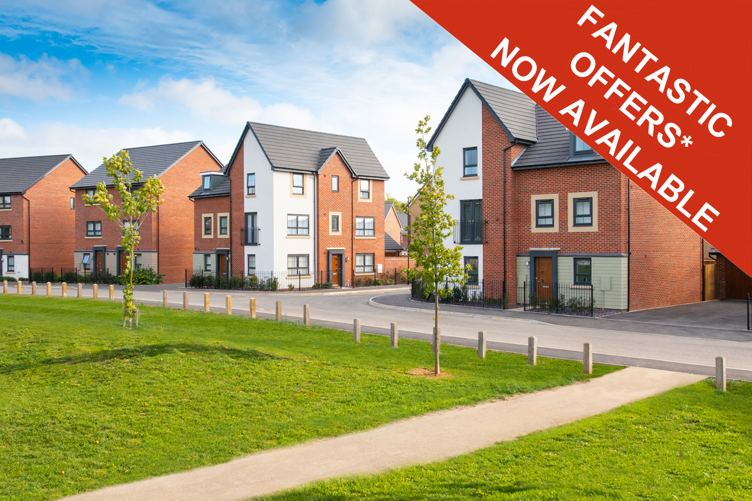 New Build Homes in Canley