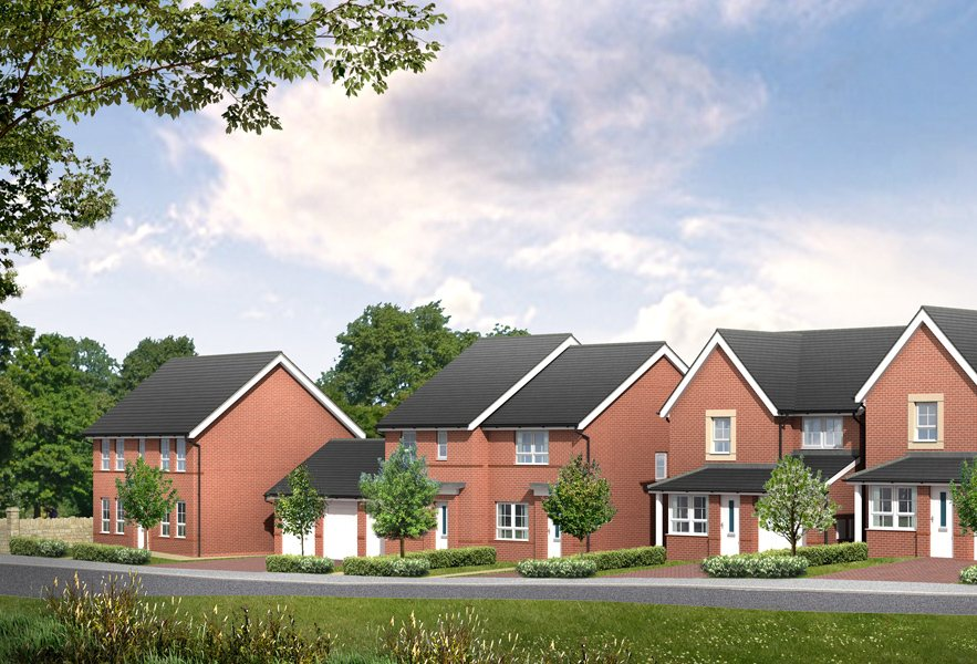 New Build Homes in Coxhoe