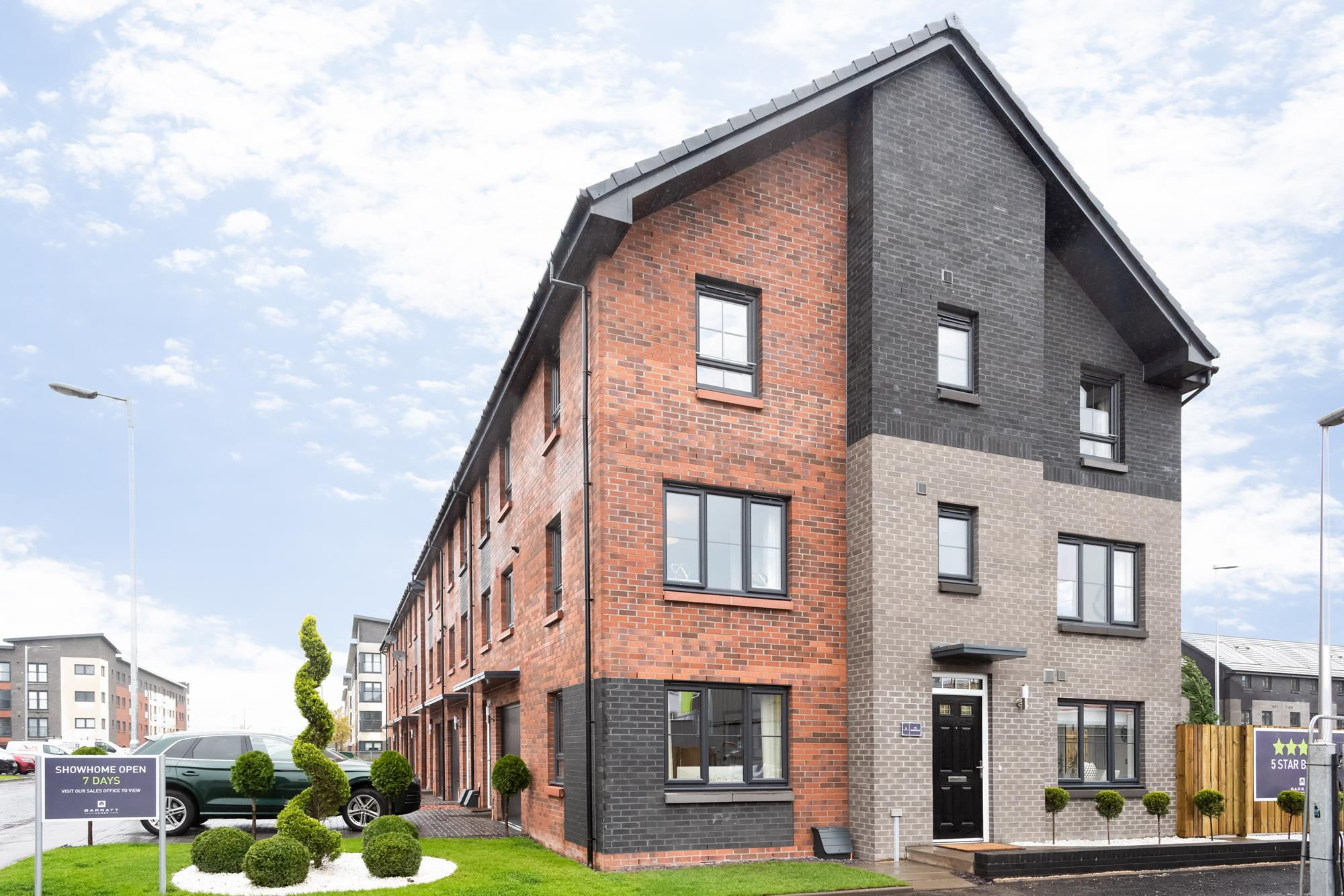 New Build Homes in Renfrew