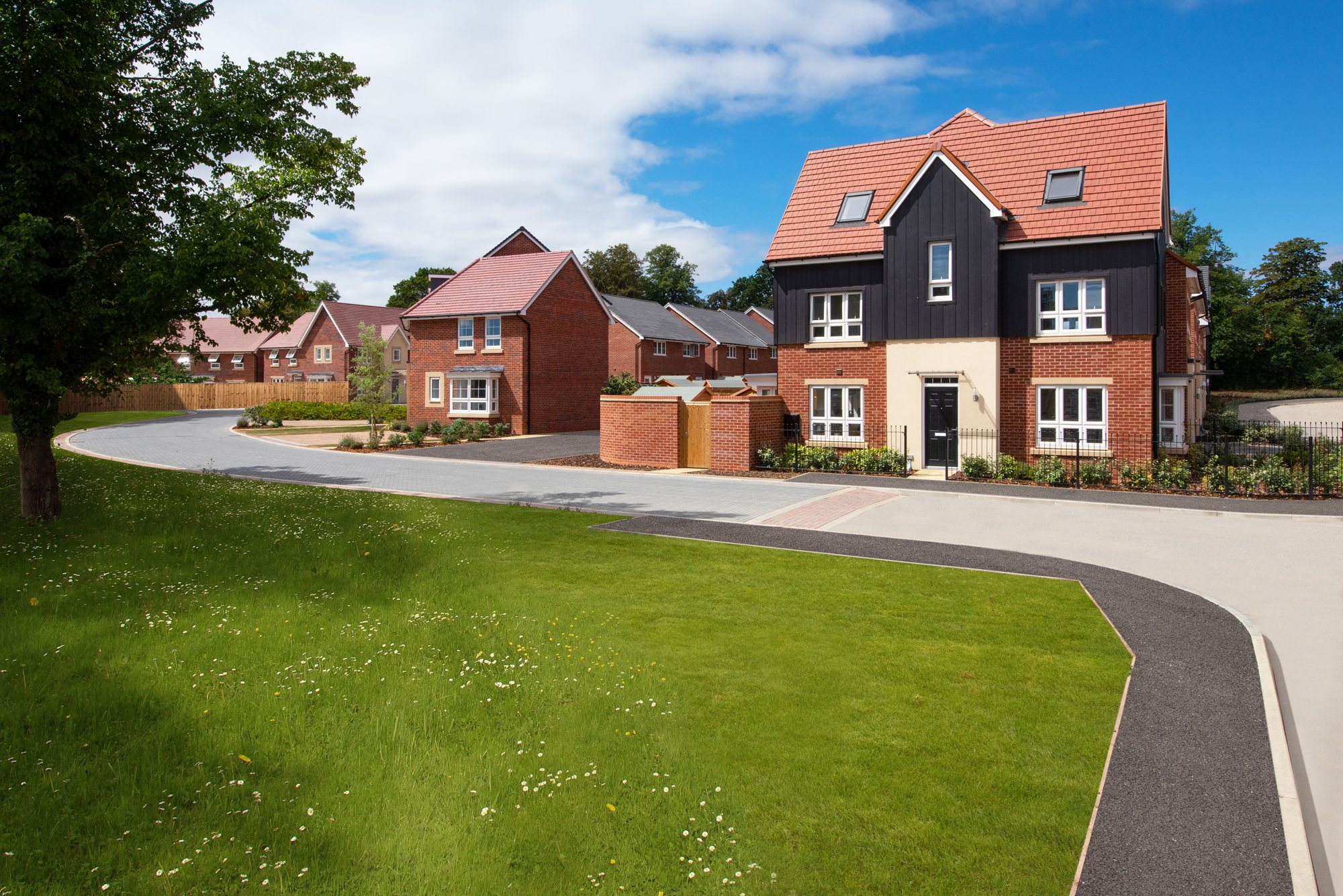 New Build Homes in St Ives