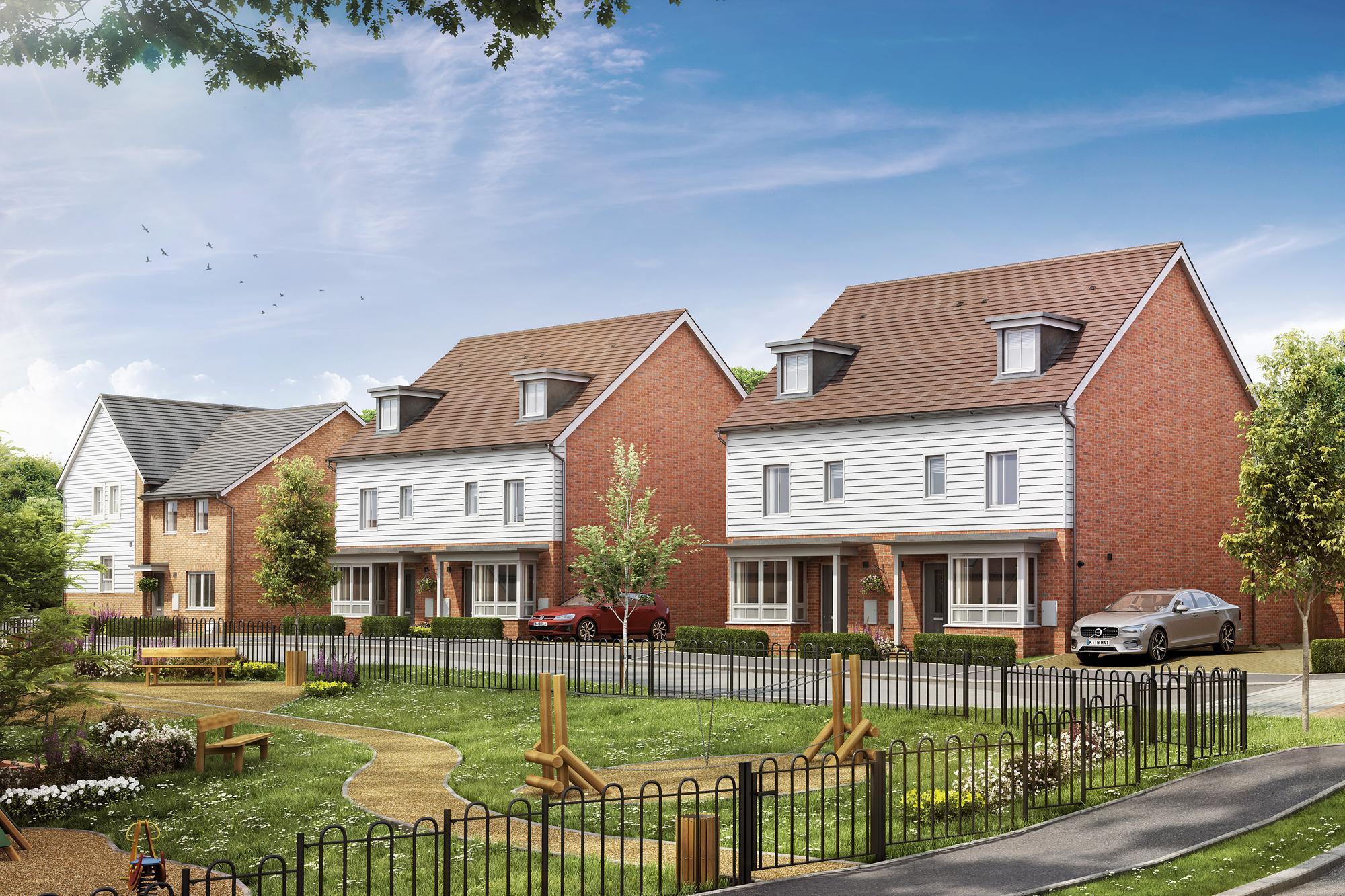 New Build Homes in Haywards Heath