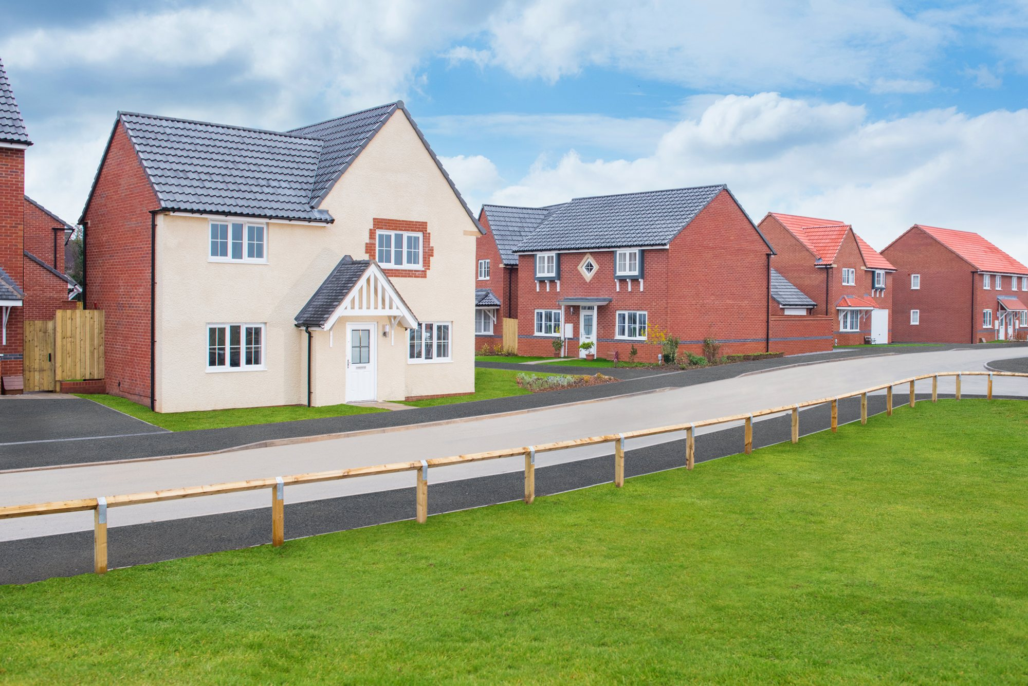 New Build Homes in Beverley