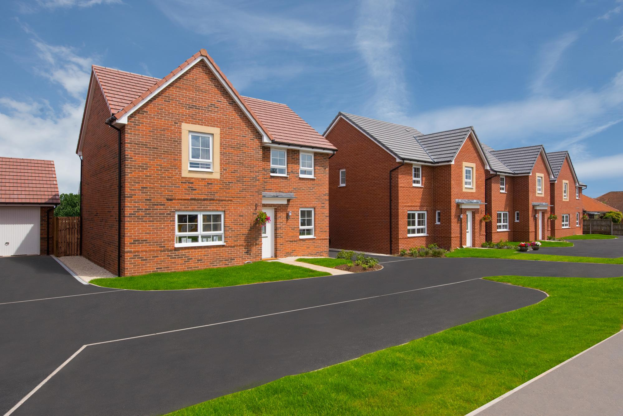 New Build Homes in Brough